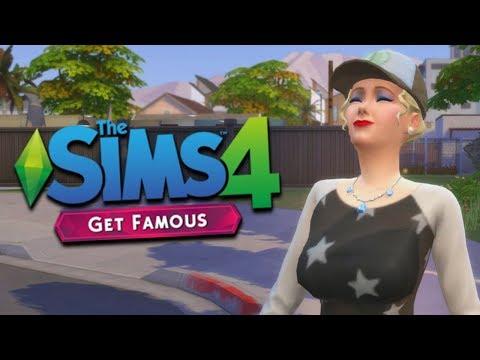 Sims 4: Get Famous - FIRST PERSON BARENG JON THOR !! |