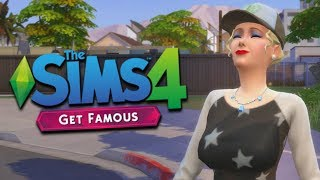 Sims 4: Get Famous - FIRST PERSON BARENG JON THOR !!