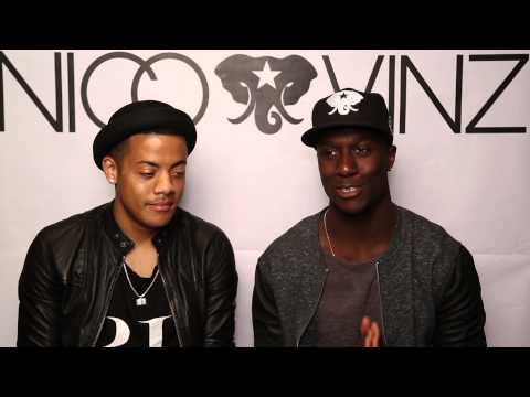 Nico & Vinz - The first artist they discovered on Shazam