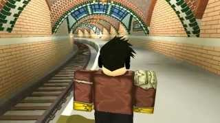 Beautiful City Hall Subway Station in New York on ROBLOX