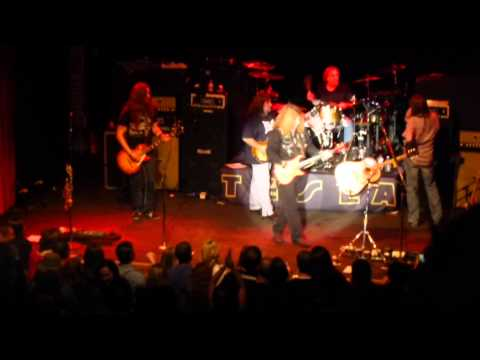 Tesla - Full Show - Gothic Theater - Colorado - 4-19-13