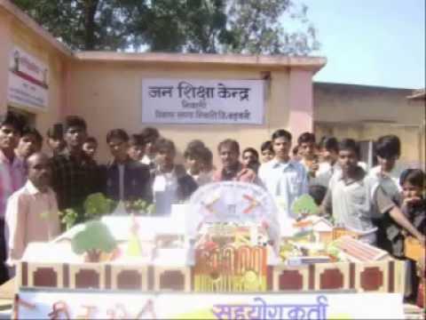Kasturba Aashram Niwali Model
