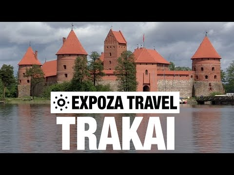 Trakai (Lithuania) Vacation Travel Video Guide