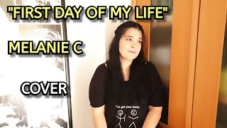 """Baixar MELANIE C """"FIRST DAY OF MY LIFE""""  Cover by Sónia Pedro"""
