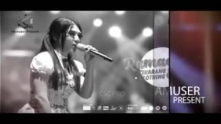 VIA VALLEN - EDAN TURUN ( Live Cikarang clothing Expo ) 2017 Mp3