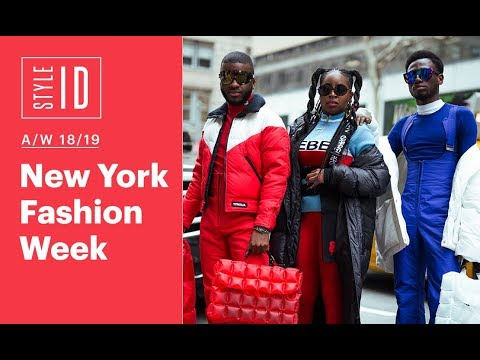 Style ID: New York Fashion Week A/W 18/19