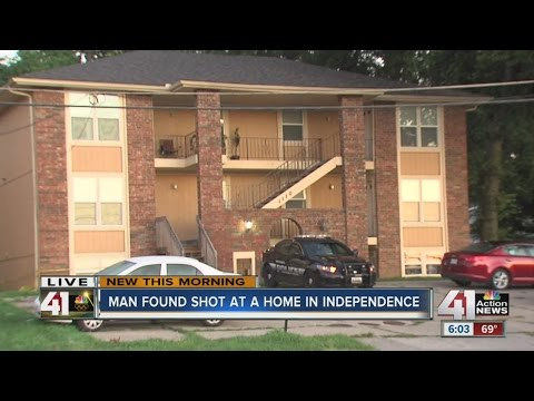 Police: Man in 'grave condition' after being shot in his Independence home
