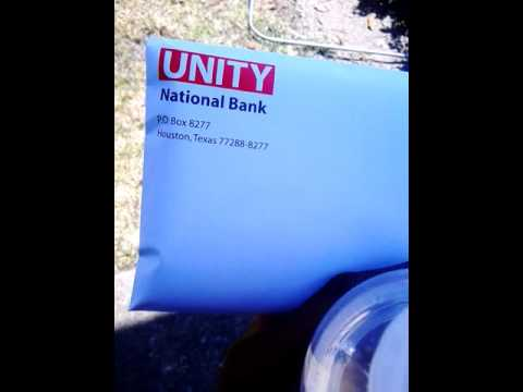 Just open a account at black own bank ( Unity National Bank)