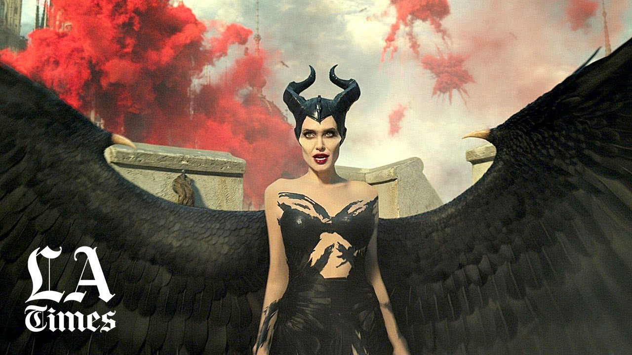 Review Jolie Vs Pfeiffer In Enjoyably Deranged Maleficent