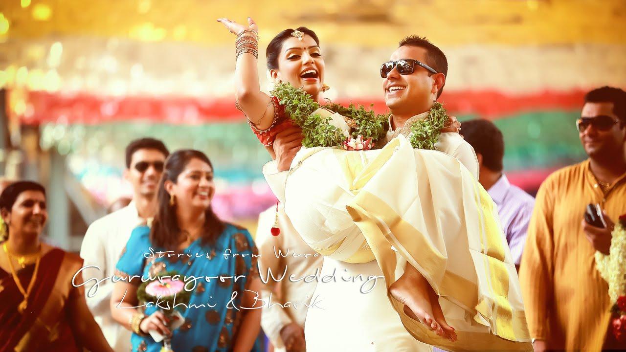 Guruvayoor Wedding Film By Weva Youtube