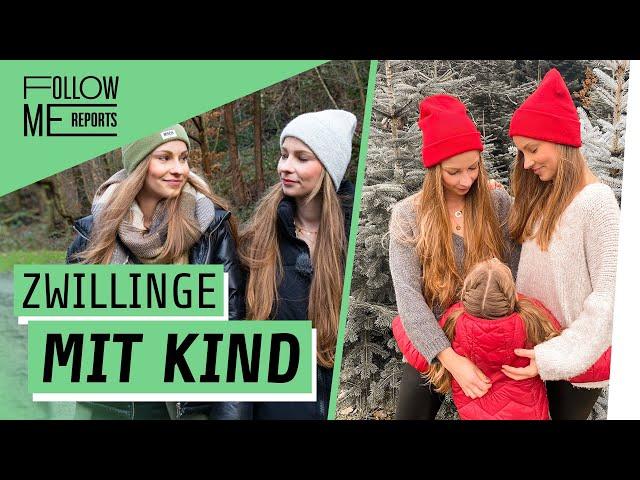 Familie mal anders – Zwillinge mit Kind