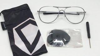 d151d0d6fd1 Revant Stealth Black Polarized replacement lenses for Oakley Plaintiff 4K