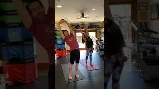 Quarantine Yoga Flow II, March 28, 2020