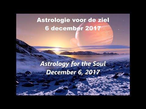 Astrologie voor de ziel 6 december 2017