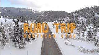 Ski Utah - Road Trip: Beaver Mountain and Powder Mountain