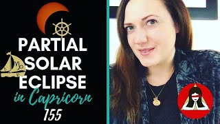 FATED KARMIC TIES BEING DEMOLISHED TO BE REBUILT - New Moon Partial Solar Eclipse Jan 2019 👑 115
