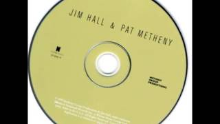 jim hall & pat metheny - the birds and the bees