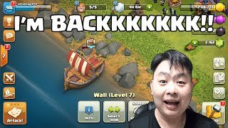 Clash Of Clans Boat Update - I'm back!