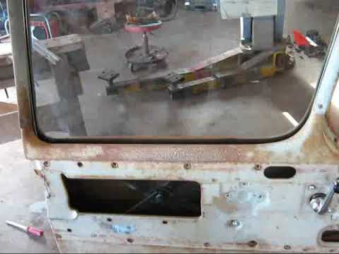 Part Four 55 59 Chevy Gmc One Piece Glass Installation