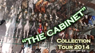 "Breyer Collection Tour 2014 | Presenting ""The Cabinet"""