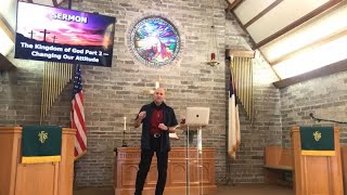 Changing Our Attitude, Sunday Worship, February 14, 2021