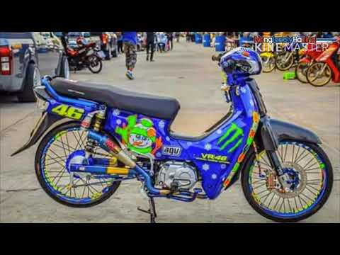 Modifikasi Honda Supercub 110i Supercub 110i Thailand Modified