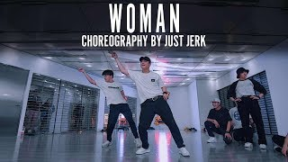 "Just Jerk Crew ""Woman"" Choreography"