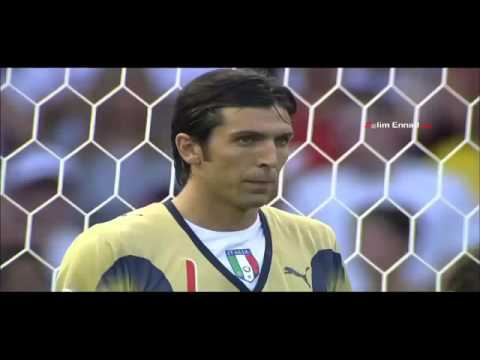 Zinedine Zidane Penalty Kick France Vs Italy FIFA World Cup Final 2006 HD HQ   YouTube