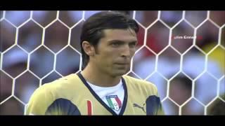 zinedine zidane penalty kick france vs italy fifa world cup final 2006 hd hq youtube