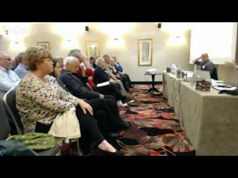 1916 Four Courts Relatives Meeting - 10-May-2015-Aisling Hotel