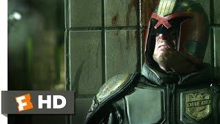 Dredd (9/11) Movie CLIP - Wait (2012) HD