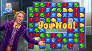 Wonka's World of Candy Level 19 - NO BOOSTERS + FULL STORY ???? | SKILLGAMING ✔️