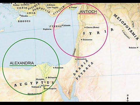 """Antioch vs. Alexandria"" – Christology, Video 35"