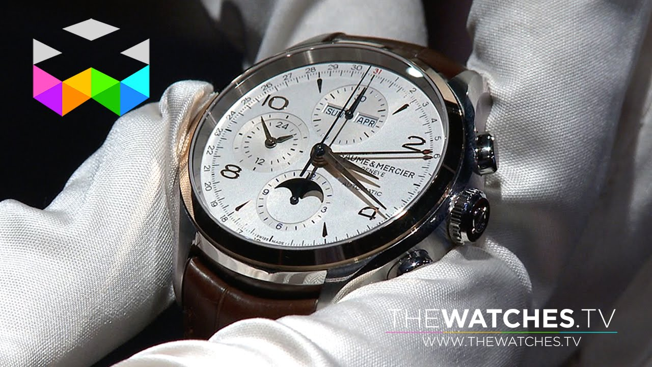 Baume & Mercier New Watches At SIHH 2016
