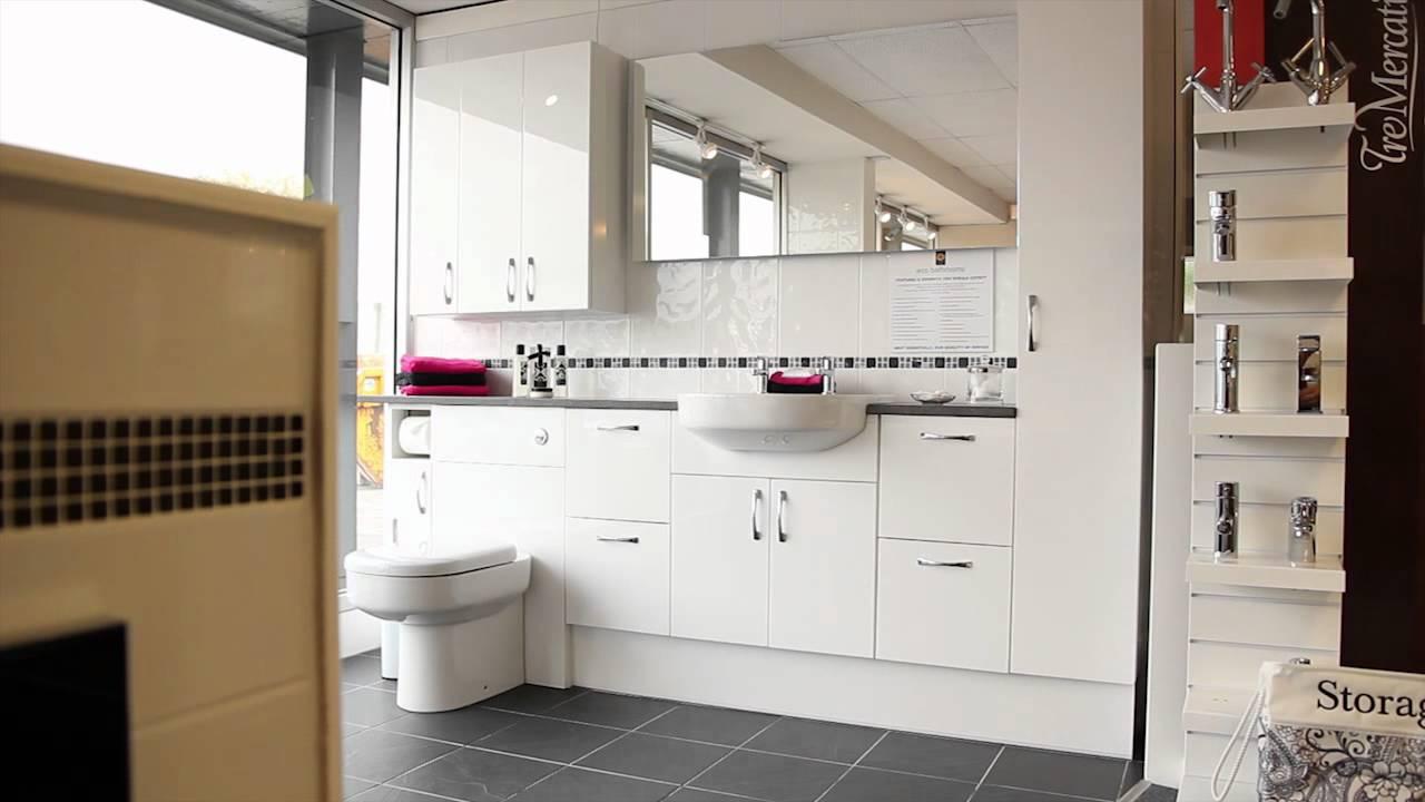 the builders supply company bathroom showroom at kendal - Bathroom Tiles Kendal