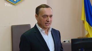 Мартиненко після засідання суду подякував своїм 20 поручителям