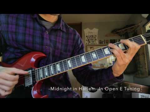 Midnight In Harlem -whole chord-