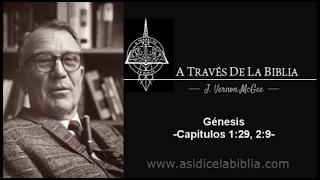 Génesis - Capítulo 1:29 - 2:9