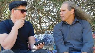 Harley Coyne Interview for Paranormal Albany Pt.2