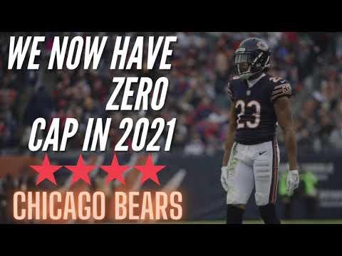 Bears cutting star CB Kyle Fuller to create salary-cap space