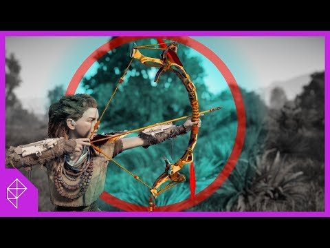 This is why Horizon Zero Dawn's bow works so well