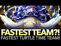 FASTEST TURTLE TIME TEAM?! (One Piece Treasure Cruise - Global)