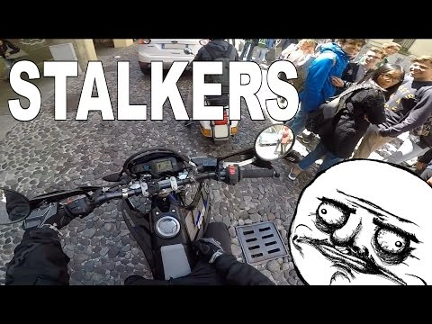 LOUD EXHAUST DOWNTOWN - PART 1