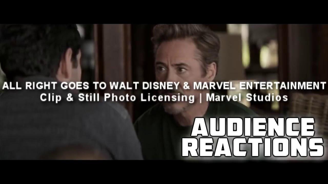 Download Avengers EndGame- California Audience Reaction (25/04/2019)
