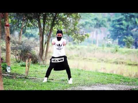 Majuli, Nilotpal Bora dance cover by Rag Baruah