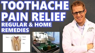 Home Remedies for Toothache: Tooth Abscess. My Pain Relief & Remedy