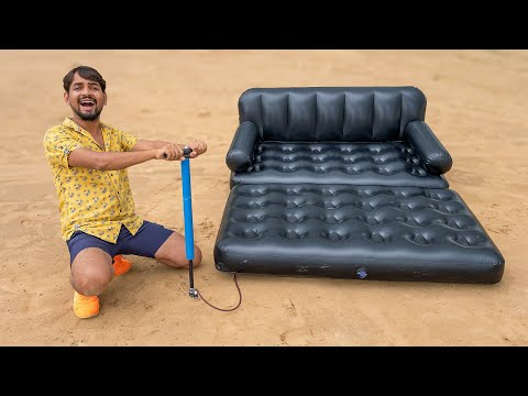 Unboxing Air Sofa - As Seen On Tv