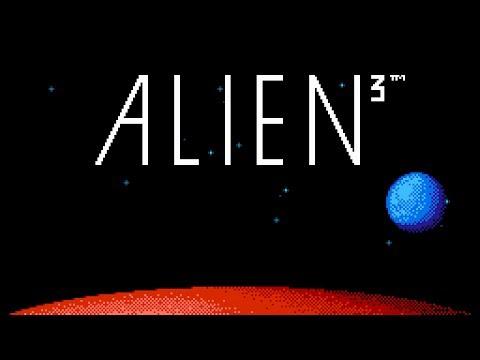 Alien 3 (NES): Полное Прохождение