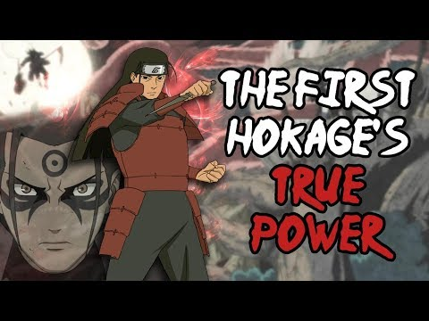 The True Power of Hashirama Senju Explained!