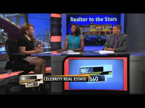 Style Network's, Celebrity Real Estate Broker, Dr. Tiana Von Johnson on Arise Entertainment 360